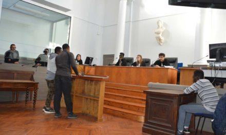 Le fonctionnement de la justice en france, un projet pédagogique avec l'association B.A. Balex