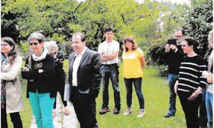 Flash Info: Inauguration des locaux de la Pension de Famille Amarrage