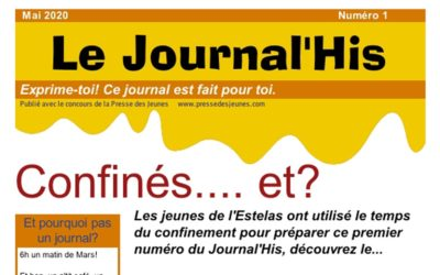 Le journal de L'estelas – Mai 2020
